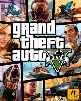 Grand Theft Auto 5 (2015) PC