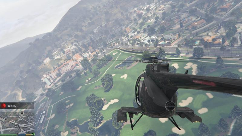 Скриншот Grand Theft Auto 5 (2015) PC