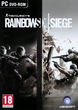 Tom Clancy's Rainbow Six Siege v5.3.2 u33 + 5 DLC (2015) PC