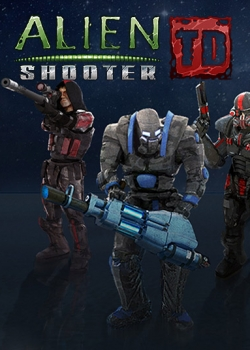 Alien Shooter TD v1.0.8 (2017) PC