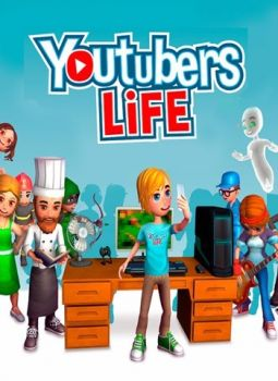 Youtubers Life v1.0.0 (2017) PC