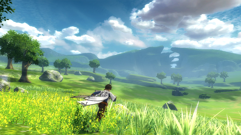 Скриншот Tales of Zestiria [Update 4 + DLCs] (2015) PC