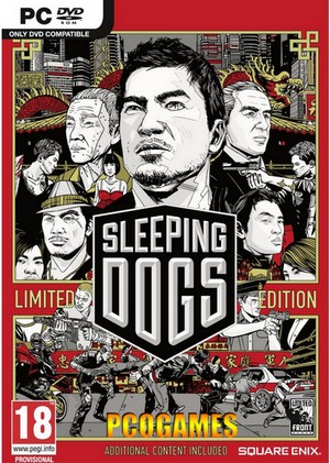 Sleeping Dogs: Definitive Edition (2014) PC | RePack от R.G. Механики