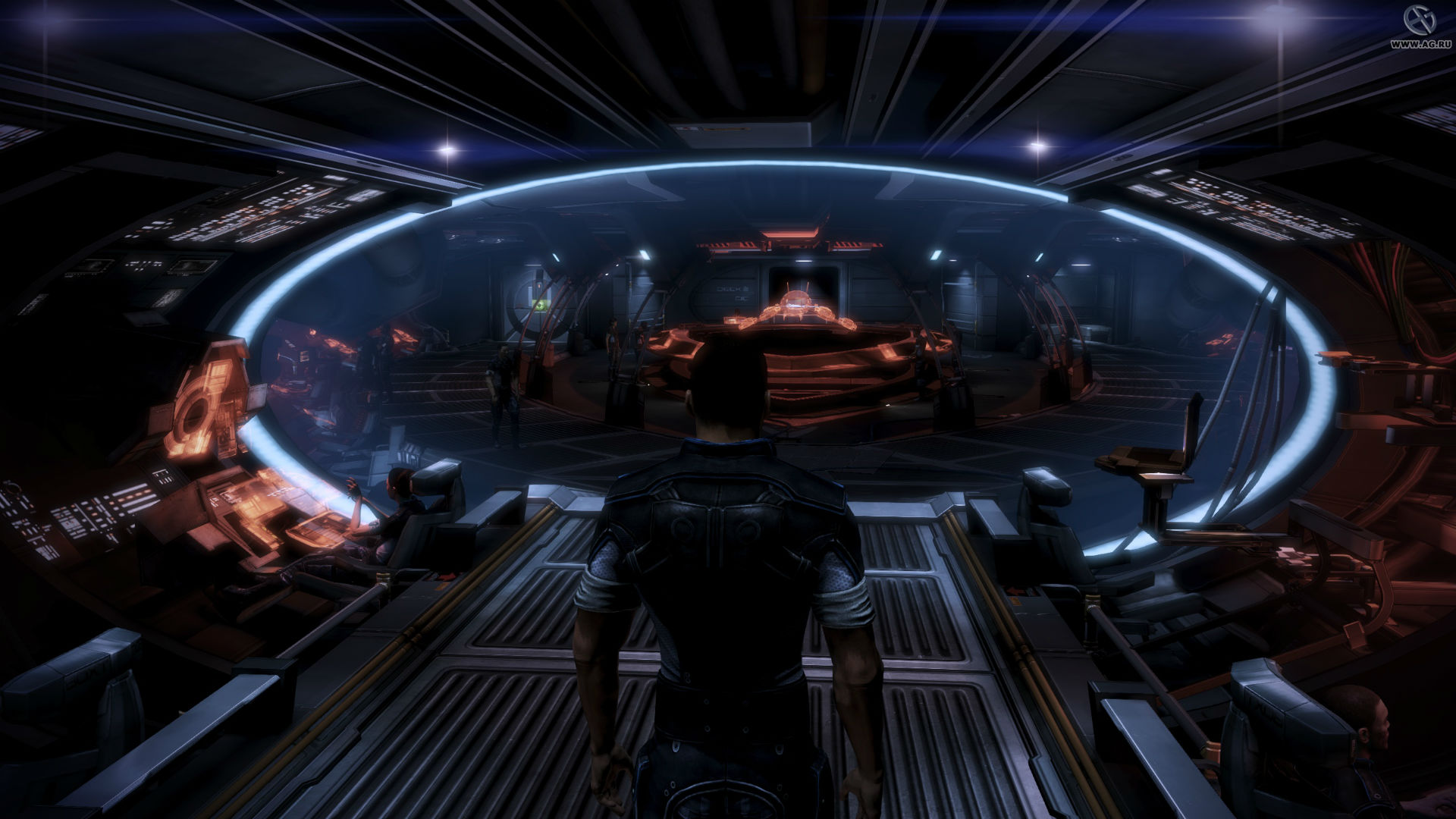 Скриншот Mass Effect 3: Digital Deluxe Edition [v 1.5 + 14 DLC] (2012) PC