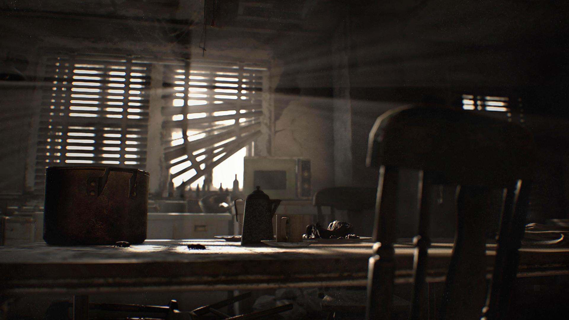 Скриншот Resident Evil 7: Biohazard (2017) PC