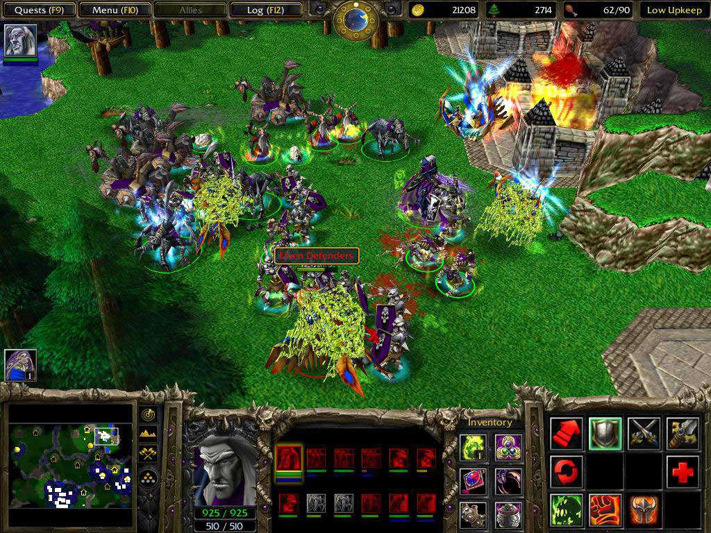 Warcraft 3 Frozen Throne скачать Torrent - фото 5