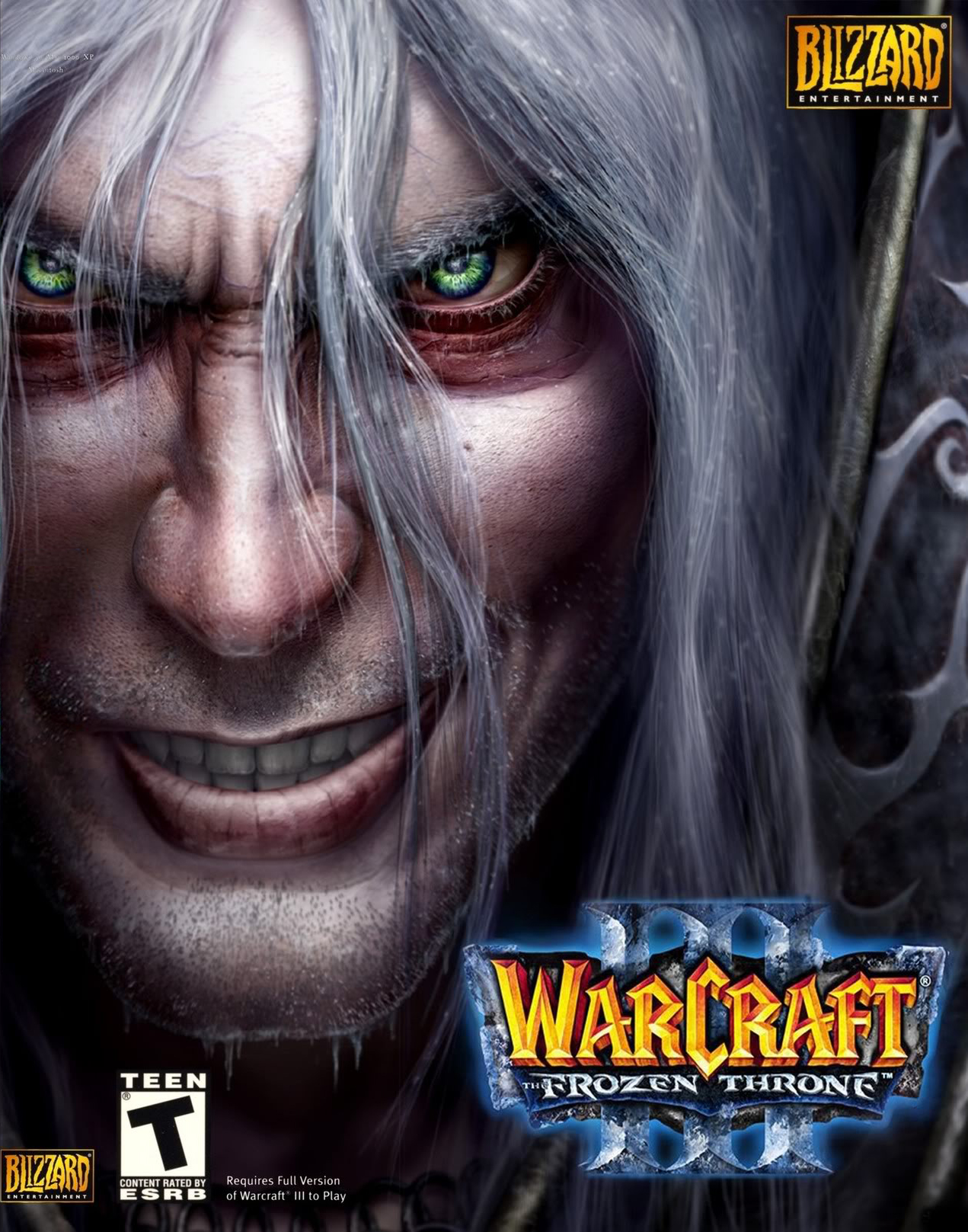 Warcraft 3 Frozen Throne [1.26a +batlnet] (2011) PC