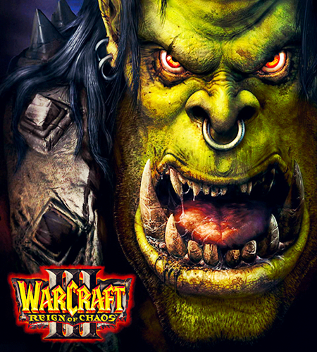 Warcraft 3 Reign Of Chaos / The Frozen Throne [v.1.26a] (2003) PC