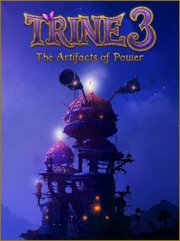 Trine 3: The Artifacts of Power [Update 1] (2015) PC