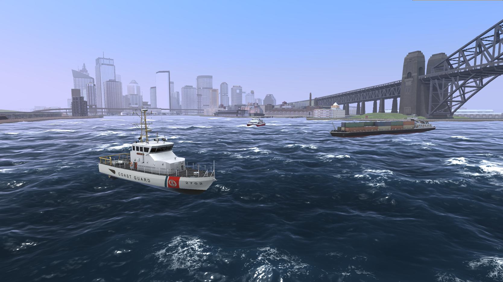 Скриншот Ship Simulator Extremes (2010) PC