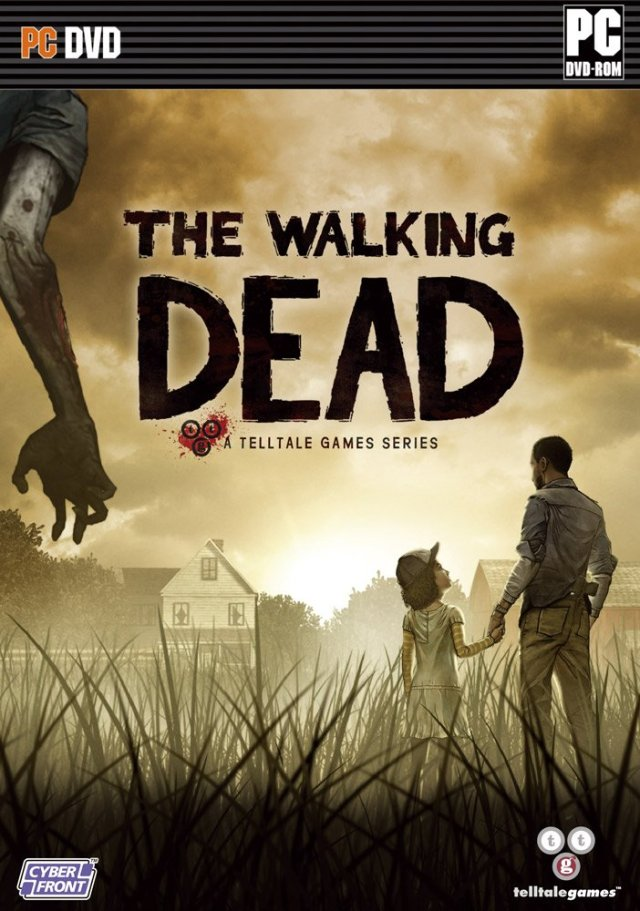 The Walking Dead: The Game. Season 1 (2012) PC