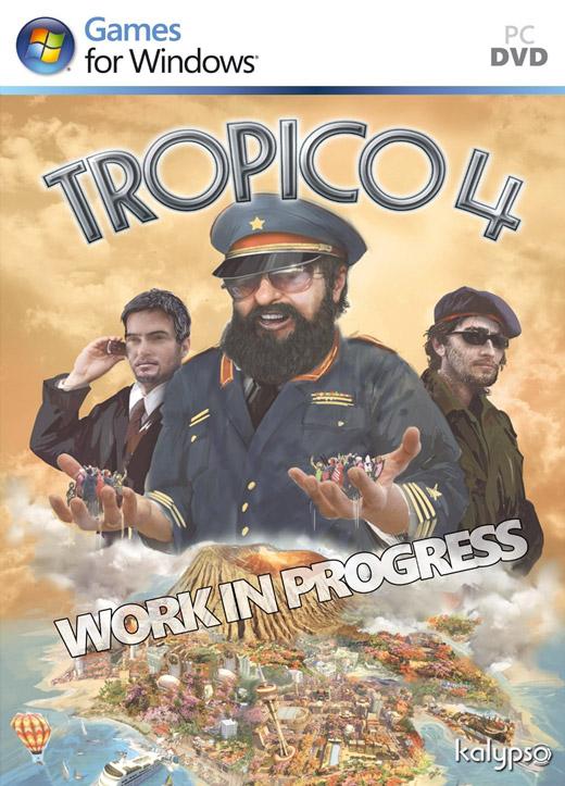 Тропико 4 / Tropico 4 (2011) PC