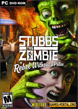 Stubbs the Zombie in Rebel Without a Pulse (2005) PC