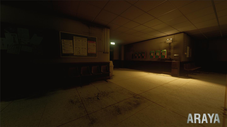 Скриншот ARAYA (2016) PC