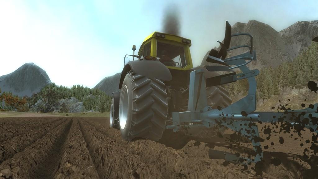 Скриншот Professional Farmer 2017 (2016) PC