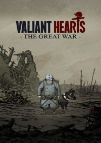 Valiant Hearts: The Great War [1.1.150818] (2014) РС