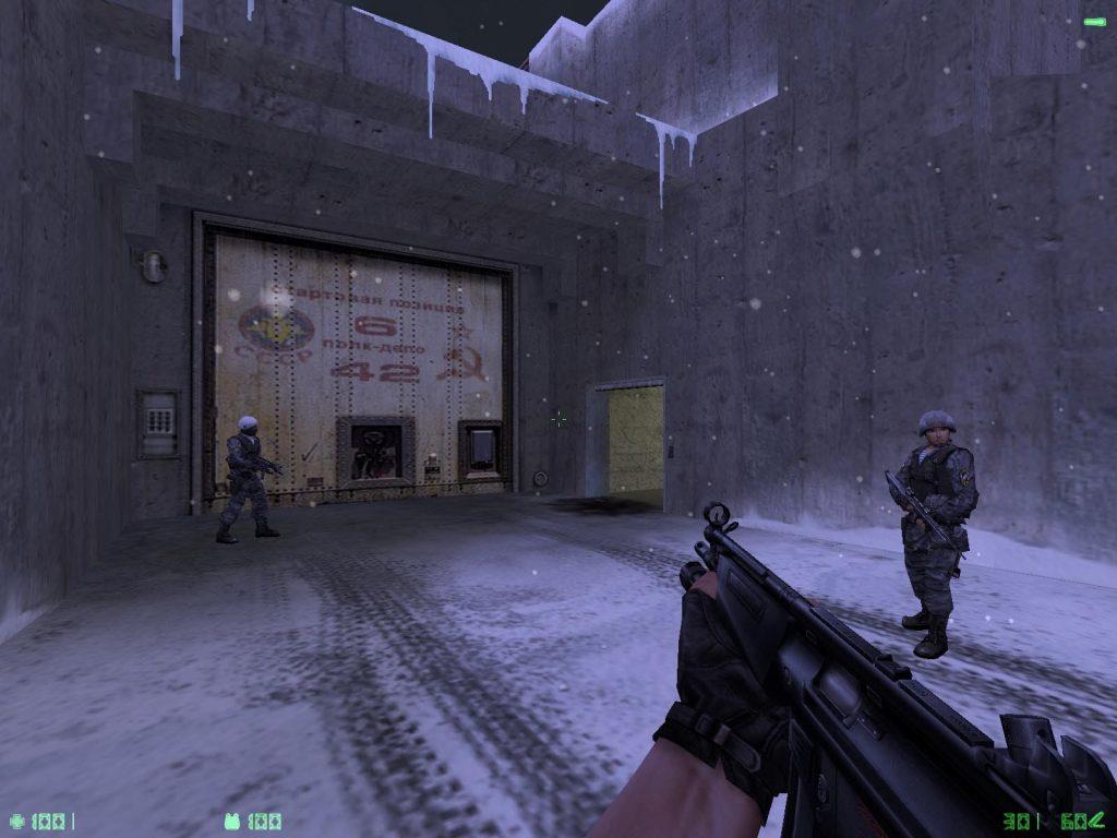 Скриншот Counter-Strike: Condition Zero (2004) PC