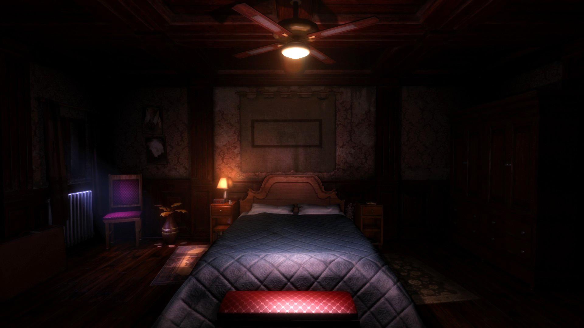 Скриншот The Guest (2016) PC | RePack от R.G. Механики
