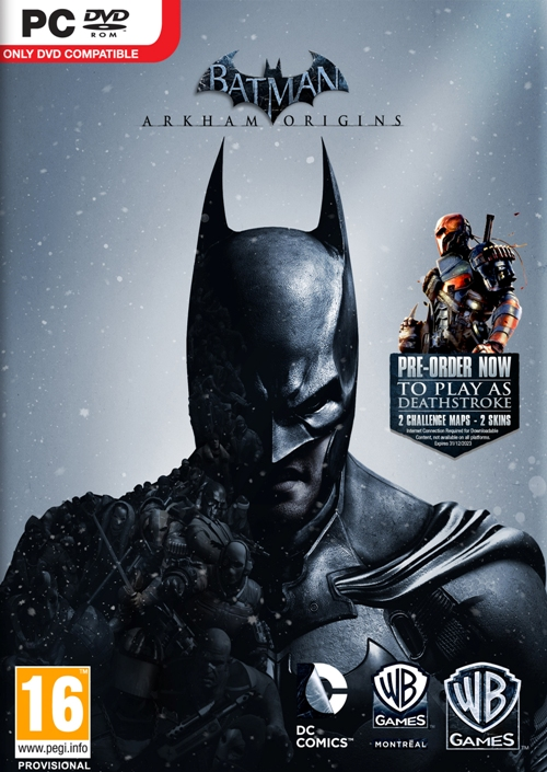 Batman Arkham Origins (2013) PC