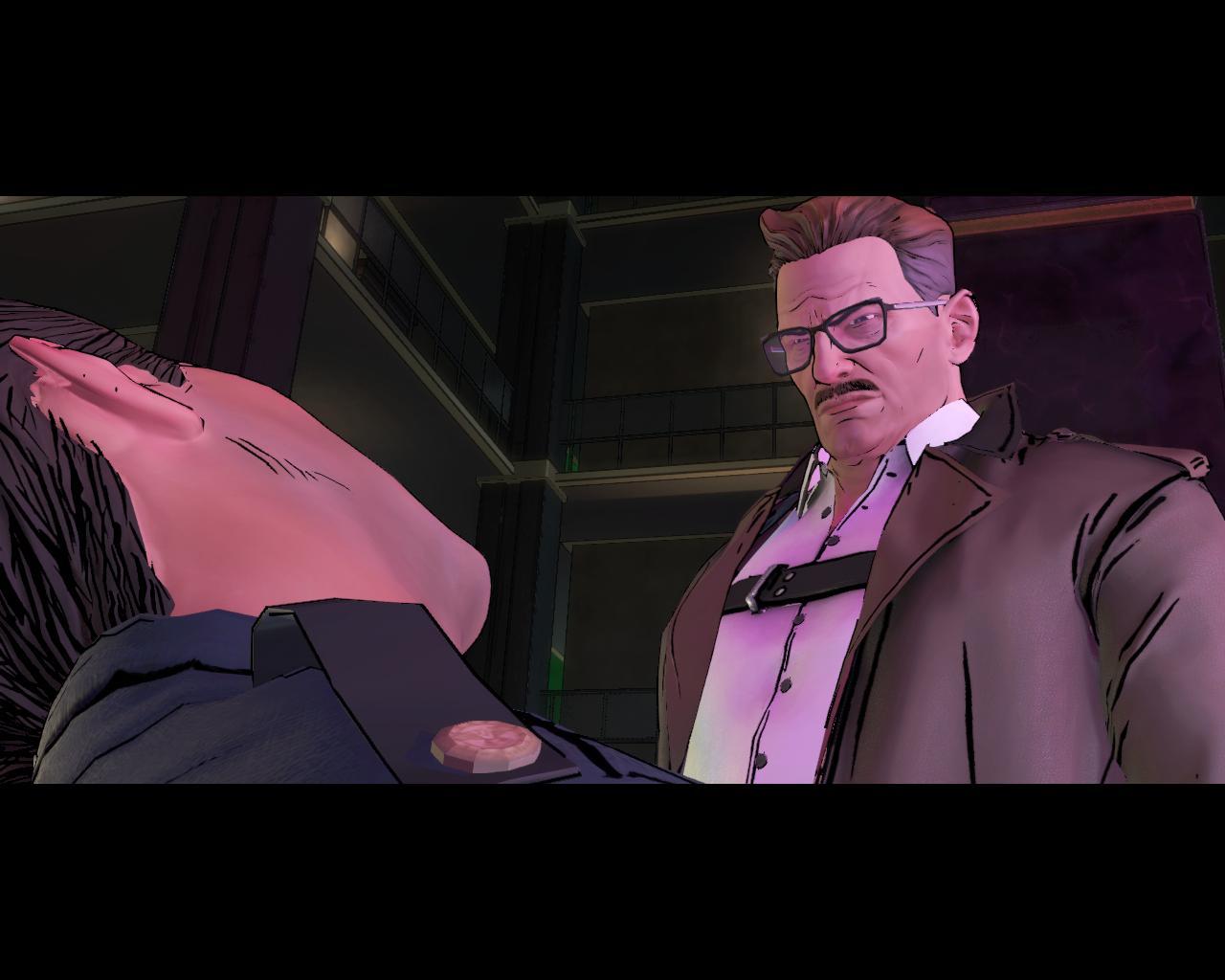 Скриншот Batman: The Telltale Series - Episode 1-5 (2016) PC | RePack от R.G. Механики