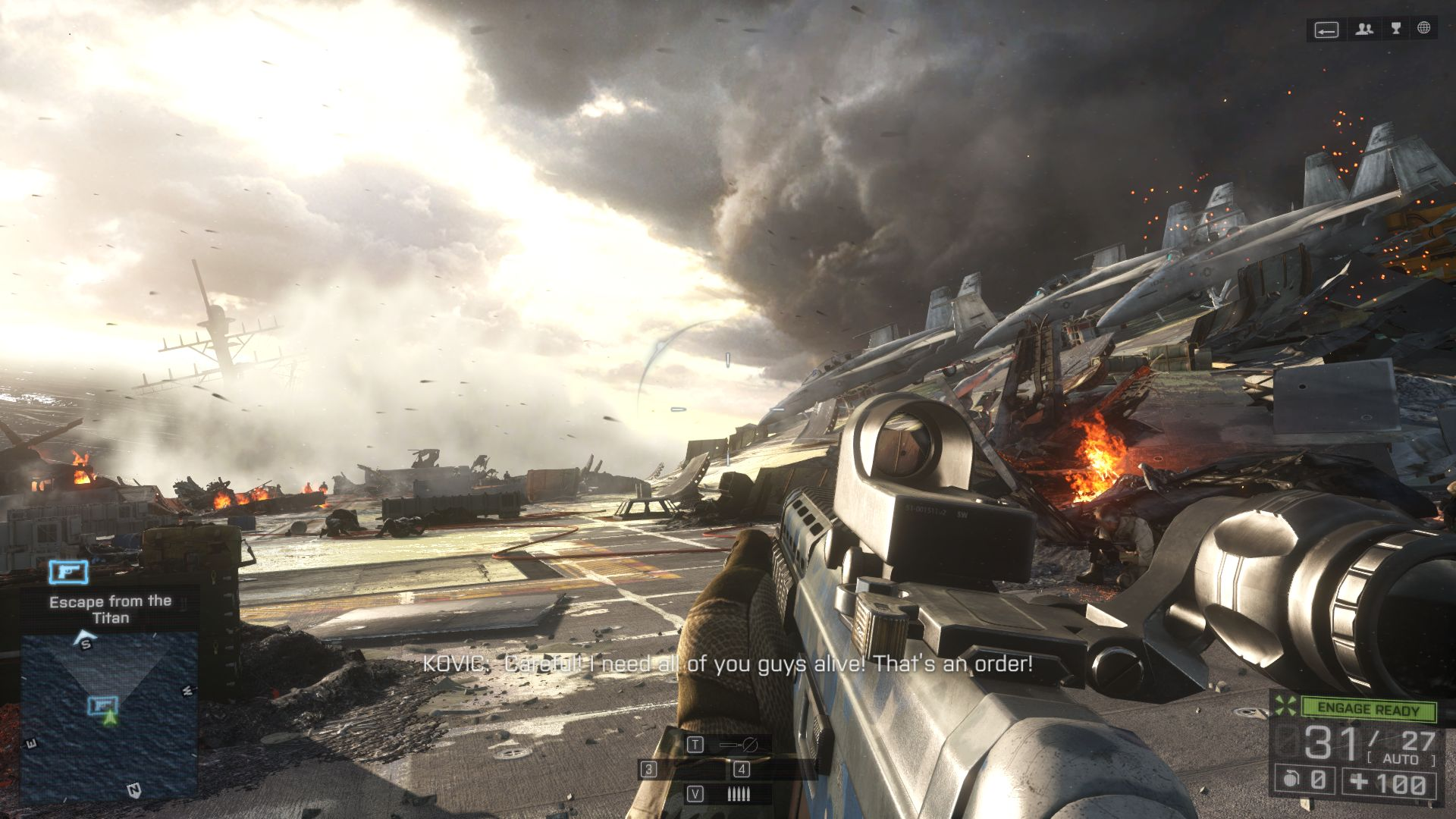 Скриншот Battlefield 4 (2013) PC