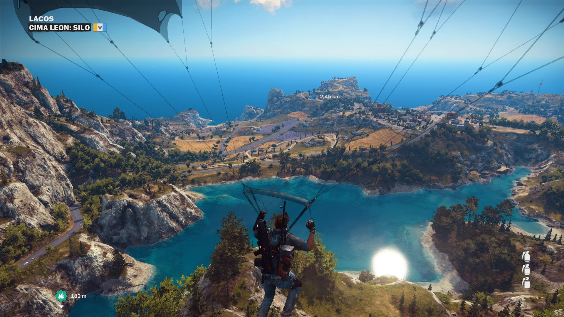 Скриншот Just Cause 3 XL Edition v1.05 + DLC (2015) PC