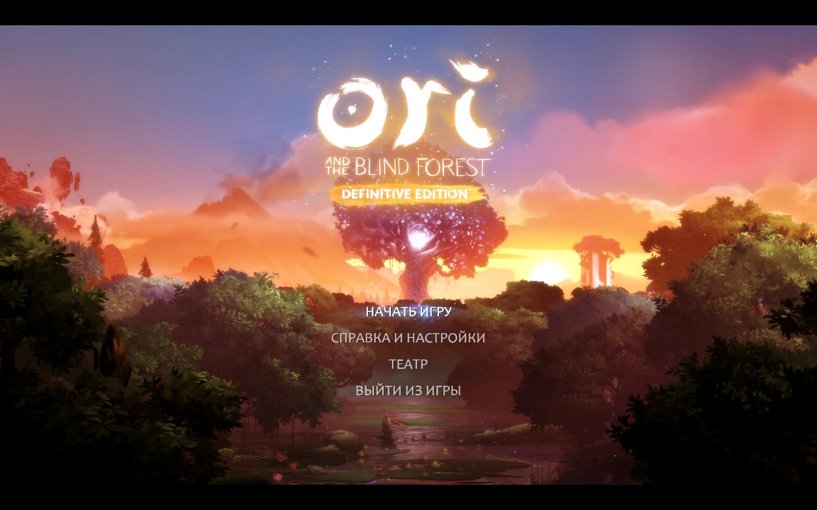 Скриншот Ori and the Blind Forest: Definitive Edition (2016) PC