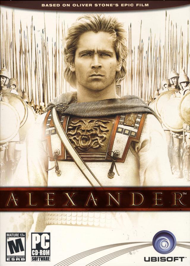 Alexander (2004) PC