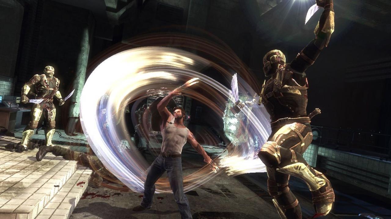 Скриншот X-Men Origins – Wolverine (2011) PC
