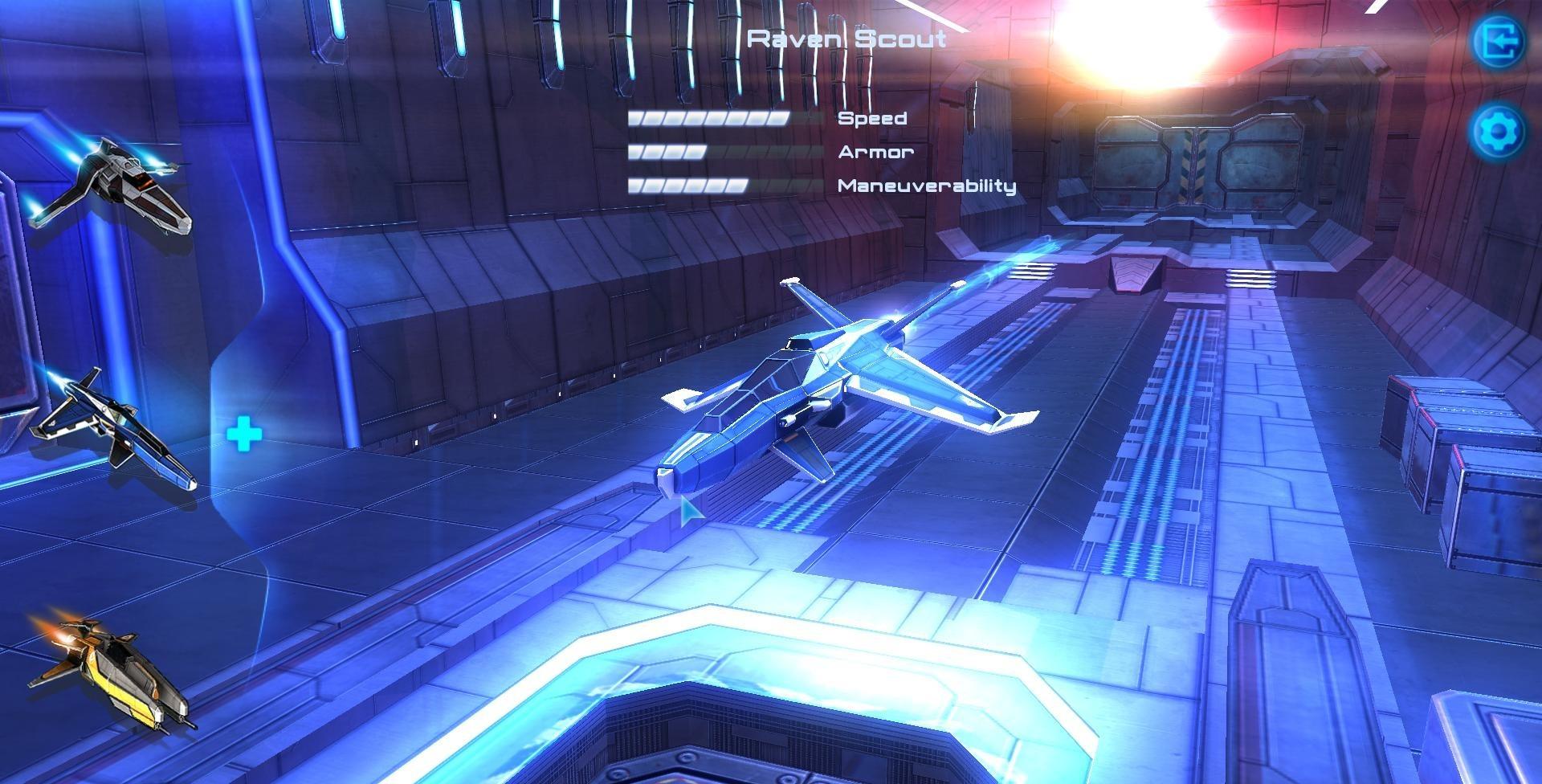 Скриншот Beyond Space Remastered (2016) PC