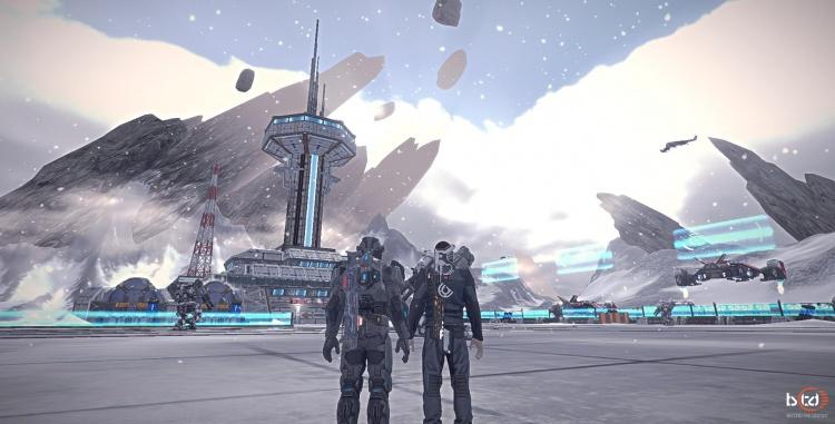 Скриншот Beyond The Destiny (2017) PC