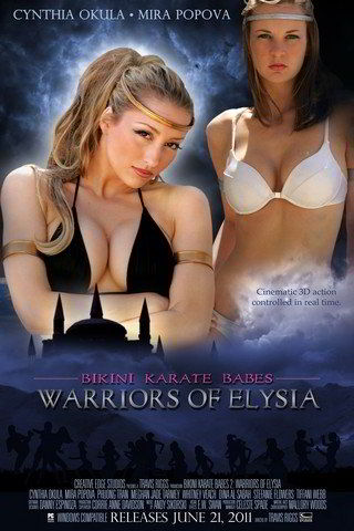 Bikini Karate Babes 2: Warriors of Elysia (2011) PC