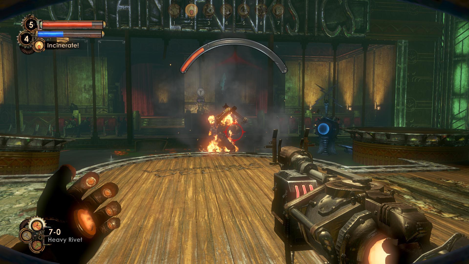 Скриншот BioShock (2007) PC