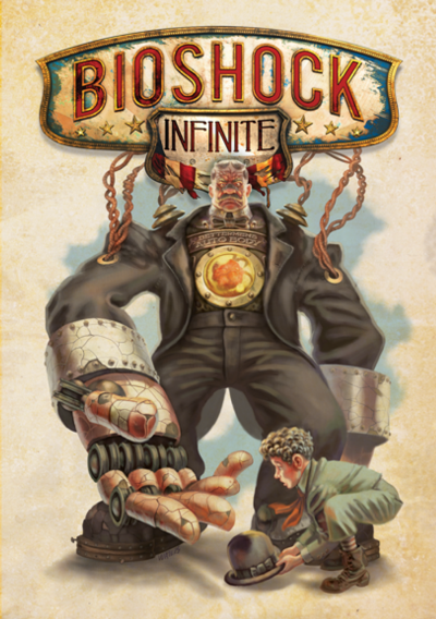 BioShock Infinite Clash in the Clouds (2013) PC