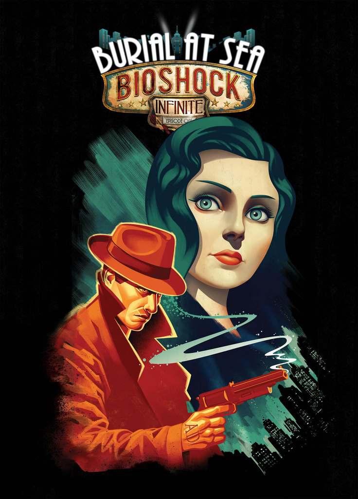 BioShock Infinite Burial at Sea - Episode 1 (2013) PC