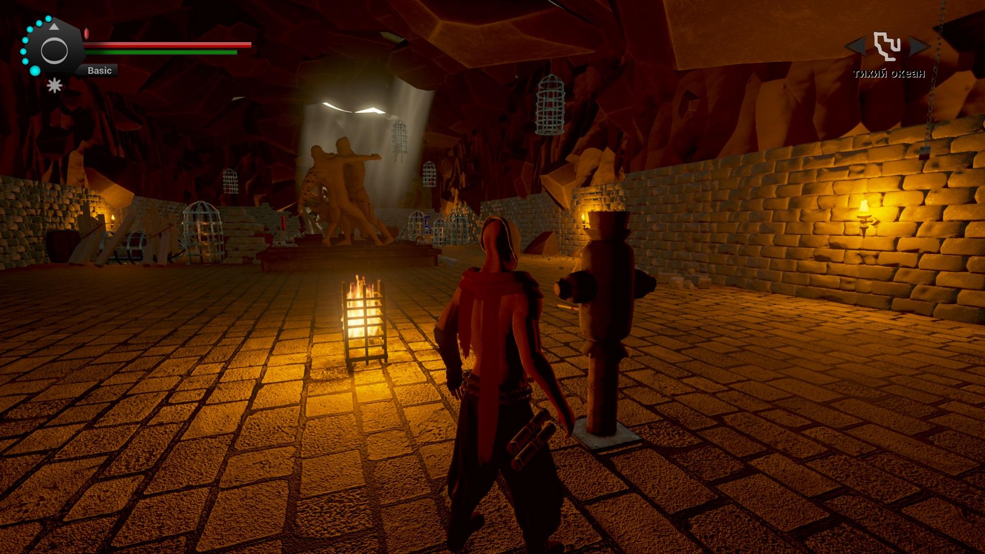Скриншот Blade & Bones (2016) PC
