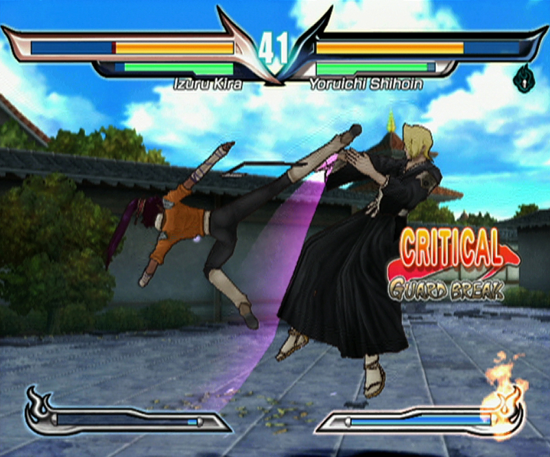 BLEACH BLADE WII ISO TÉLÉCHARGER SHATTERED