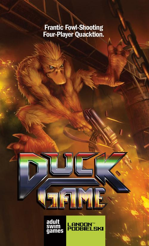 Duck Game (2015) PC