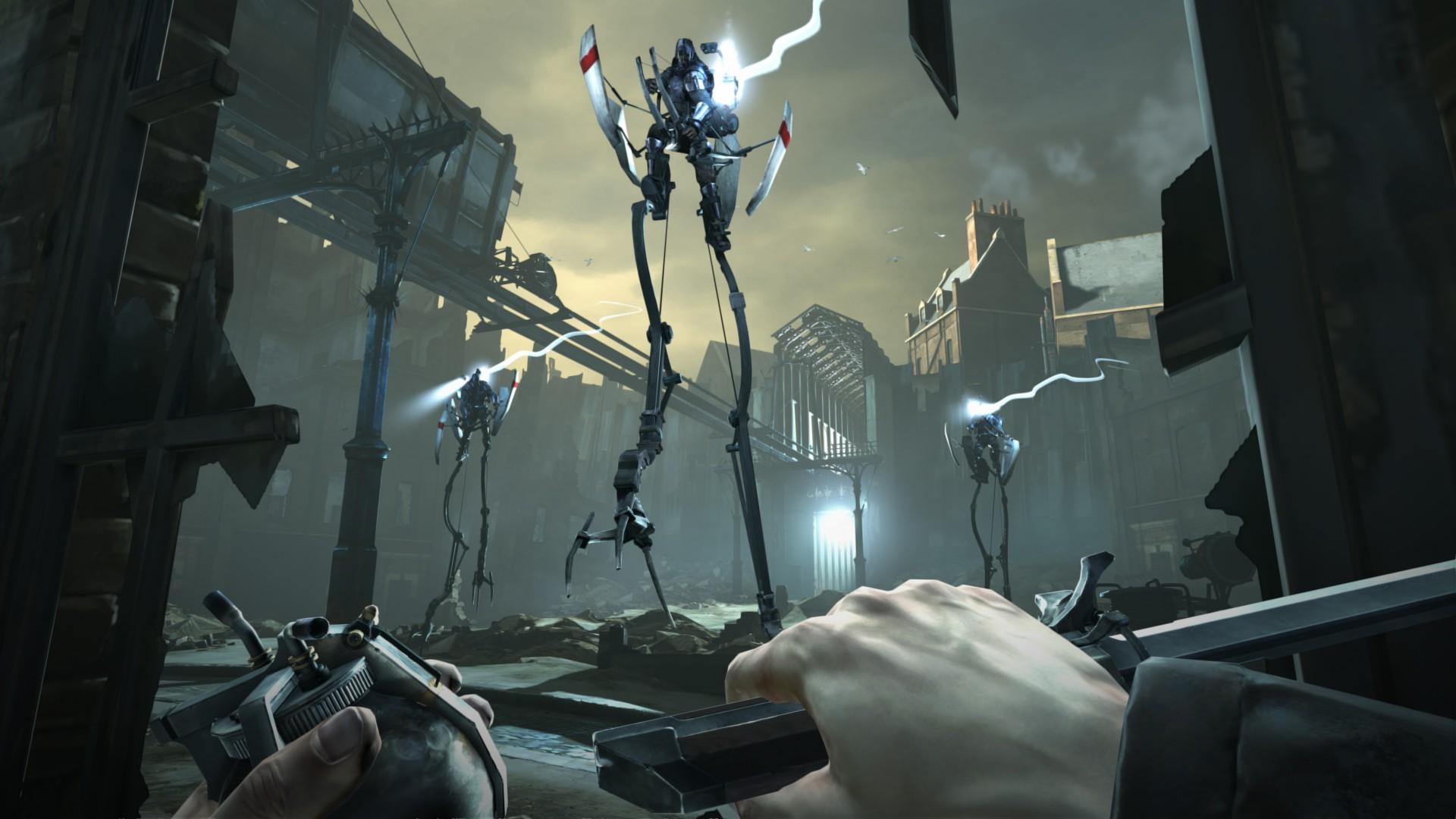 Скриншот Dishonored 2 (2016) PC