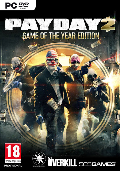 PayDay 2: Game of the Year Edition [v 1.66.1] (2013) PC