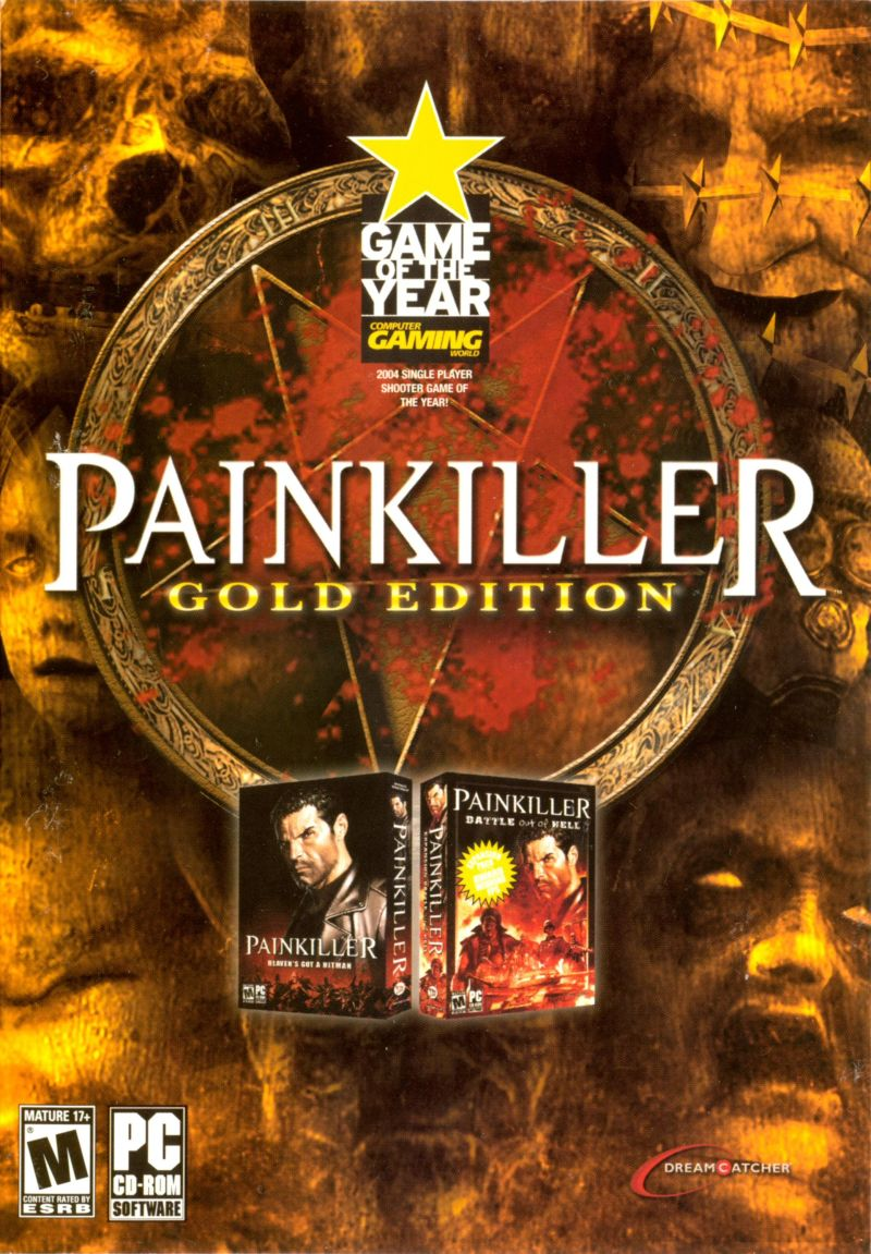 Painkiller: Gold Edition (2004) PC