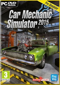 Car Mechanic Simulator 2015: Gold Edition [v 1.1.1.2 + 12 DLC] (2015) PC