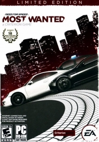 Need for Speed Most Wanted: Limited Edition [v 1.5.0.0] (2012) PC