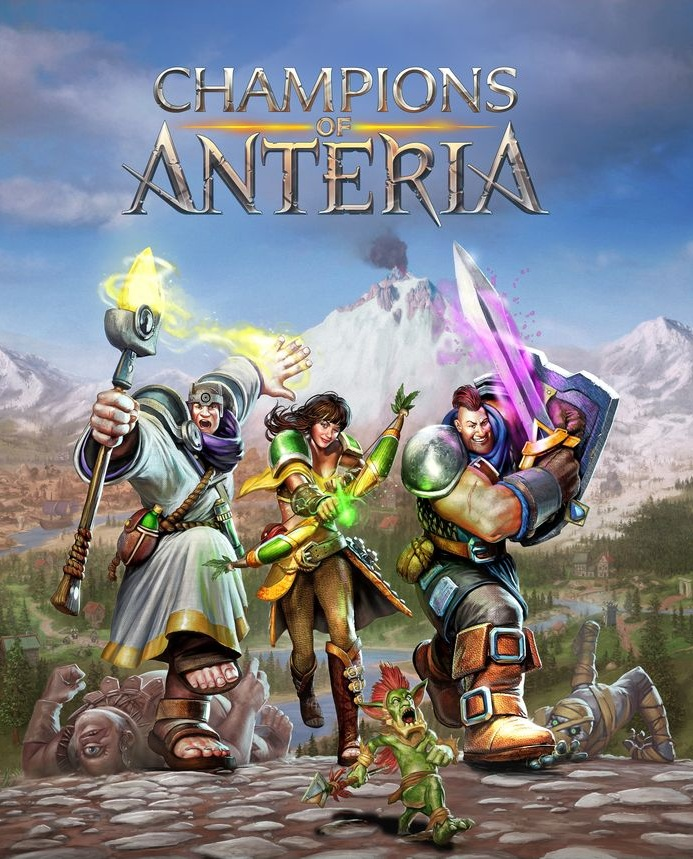 Champions of Anteria (2016) PC | RePack от R.G. Механики