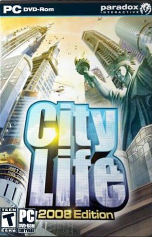 City Life 2008 Edition (2008) PC