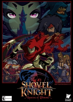 Shovel Knight: Specter of Torment [v3.0A] (2017) PC