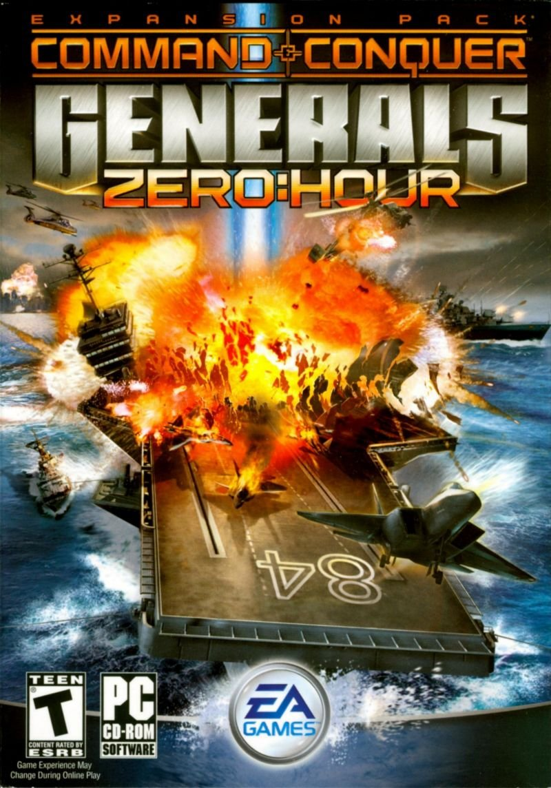 Command & Conquer: Generals - Zero Hour (2003) PC | RePack от R.G. Механики