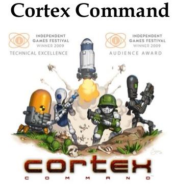 Cortex Command (2011) PC