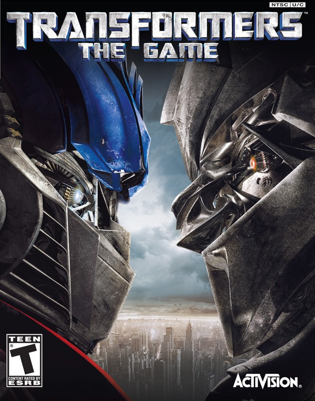 Transformers: The Game (2007) PC