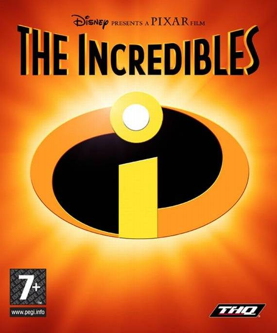 The Incredibles (2004) PC